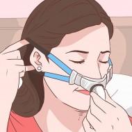 入鼻孔式鼻罩