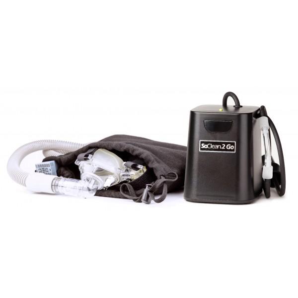 SOCLEAN 2 Go 旅行型消毒機 (睡眠呼吸機配件)